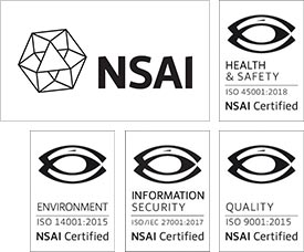 nsai certifications